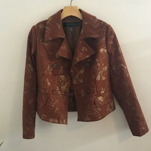 Luxury is a state of mind apostrophe Jacket